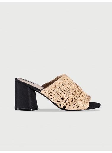 Ipekyol Topuklu Ayakkabı Ten